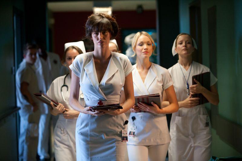Nurse-3d